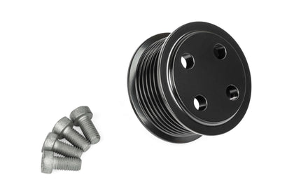 APR Performance Supercharger Drive & Crank Pulley w/ Belt | Various Audi Models (MS100185)
