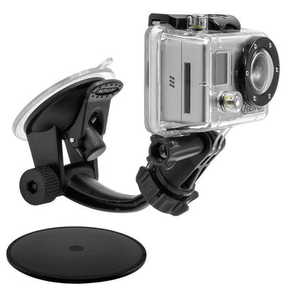 Arkon Windshield/Dash Mount for GoPro HERO Cameras (GP114) - mobileiGo.com