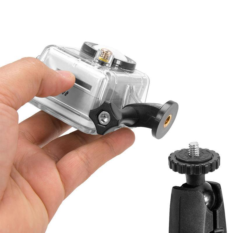 Arkon Heavy-Duty Sticky Suction Mount for GoPro HERO Cameras (GPRMS079) - mobileiGo.com