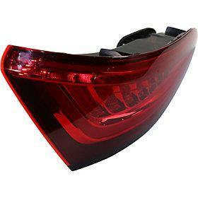 Audi Q5/SQ5 13-17 TAIL LAMP LH, Upper, Assembly, LED
