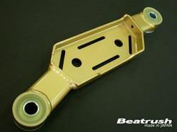 Beatrush Differential Mount Support Bar | 1998-2001 Impreza GC8 (S76010MTD-RS)