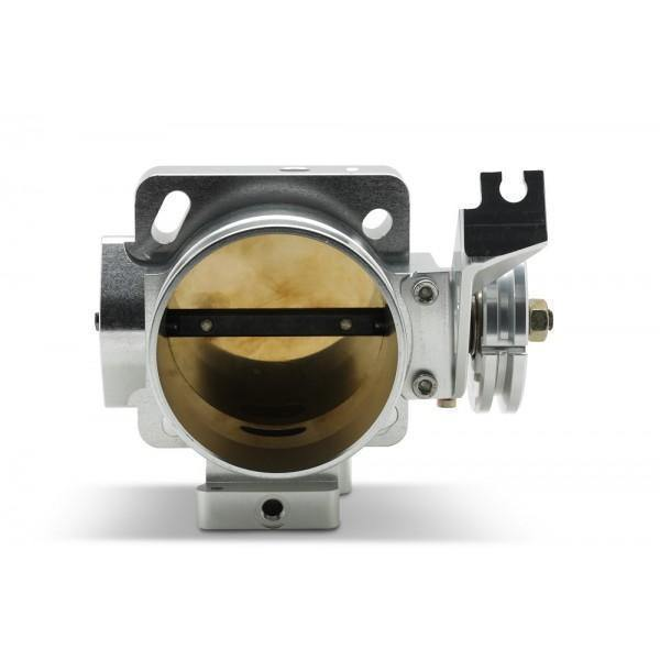 BLOX Dual Pattern Billet Throttle Body | 06-11 Honda Civic Si / 02-06 Acura RSX (BXIM-00217) - mobileiGo.com