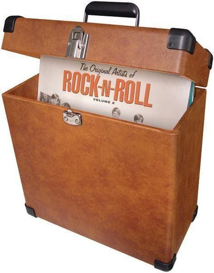 CROSLEY RADIO CR401-TA Record Carrier Case