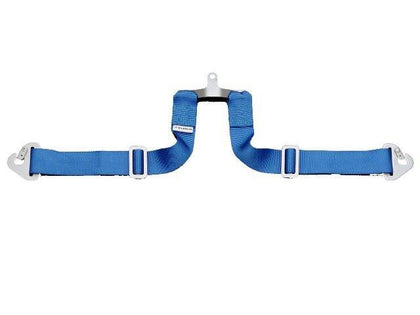 Cusco 6 Point 3in width Racing Harnesses - Blue | Universal Fitment (00B-CRH-6BL) - mobileiGo.com