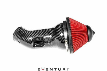 Eventuri Carbon Air Intake System | 2017+ Honda Civic Type-R FK8 (EVE-FK8-CF-INT)