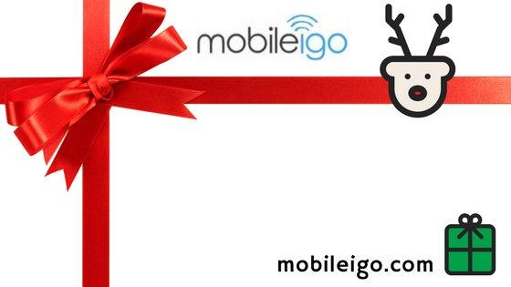 Mobile & Portable Electronics - Gift Card