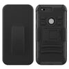Google Pixel XL Armor Belt Clip Holster Case Black by Modes