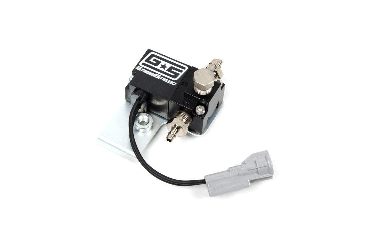GrimmSpeed 3-Port Electronic Boost Control Solenoid | 2008-2020 Subaru STI (057007)