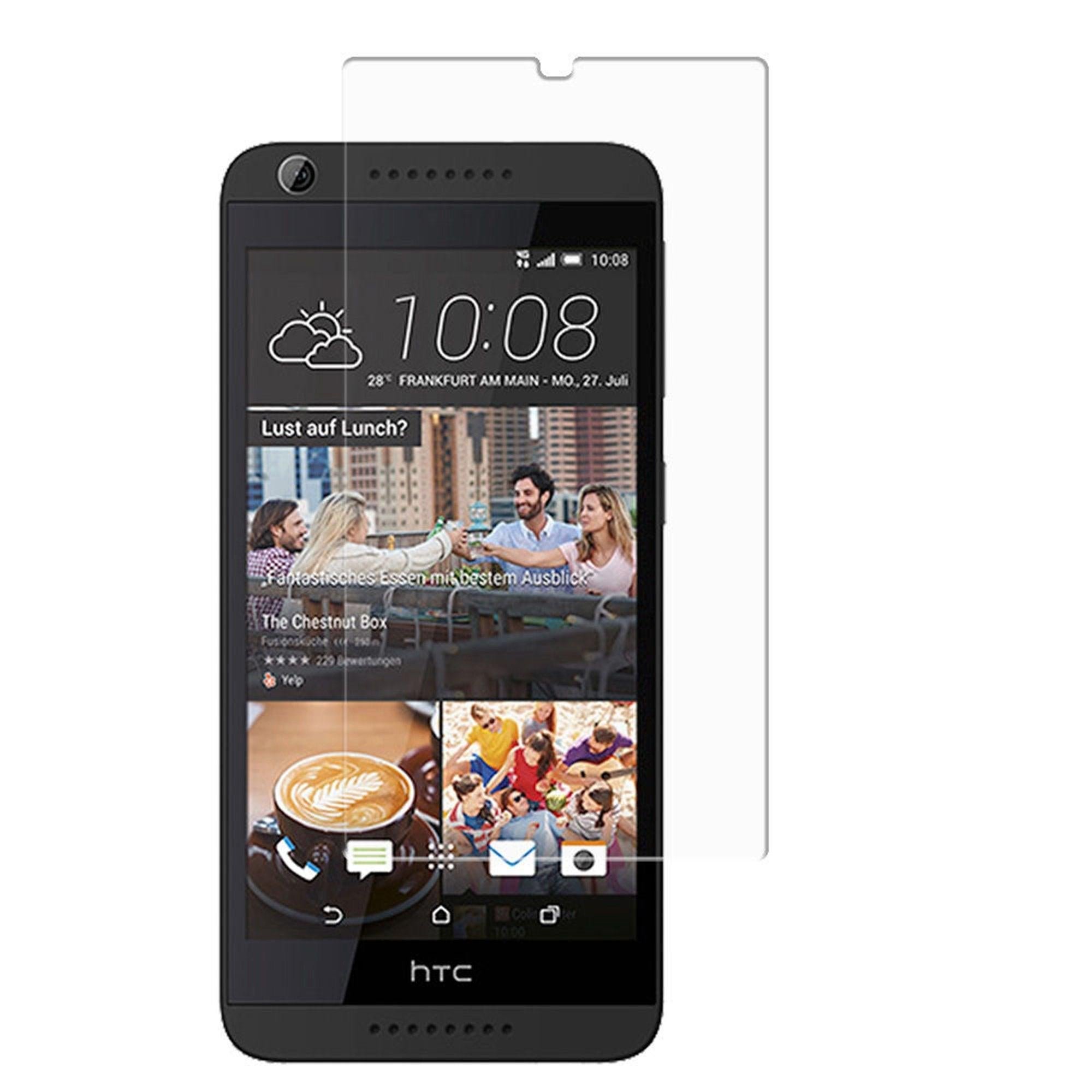 HTC Desire 530 / Desire 630 Tempered Glass Screen Protector by Modes