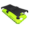 HTC One A9 TPU Slim Rugged Hybrid Stand Case by Modes