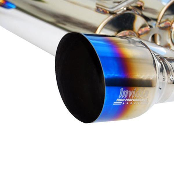 Invidia Gemini Stainless Steel Cat-Back Exhaust System | 2008-2013 Infiniti G37 (HS07IG7GIT)