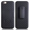 iPhone 6 6S Slim Hard Shell Holster Case with Kickstand by Modes