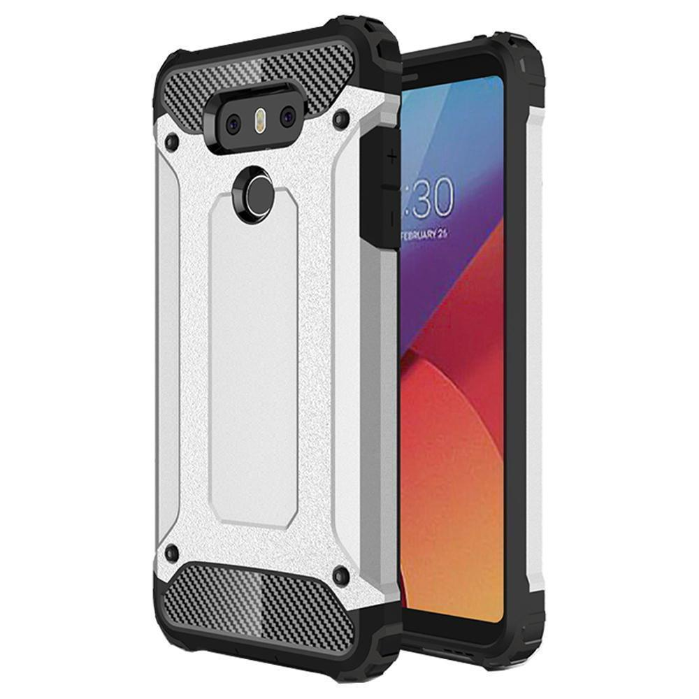 LG G6 Armor Hybrid Dual Layer Shockproof Touch Case by Modes