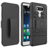 LG V20 / US996 Armor Belt Clip Holster Case Black by Modes