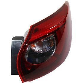 Mazda CX-5 16-16 TAIL LAMP RH, Outer, Assembly, LED - CAPA