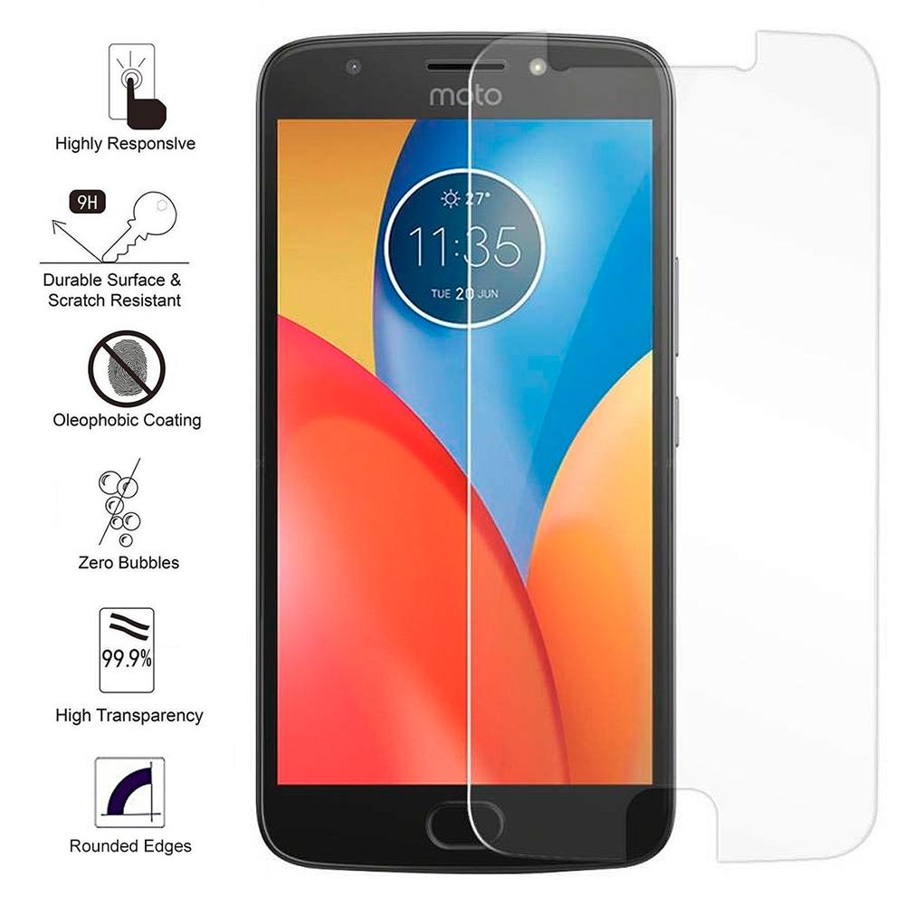 Motorola Moto E4 / MT6737 Tempered Glass Screen Protector by Modes