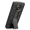 Motorola Moto Z Force Droid Edition / XT1650 Slim Hard Shell Holster Case with Kickstand by Modes