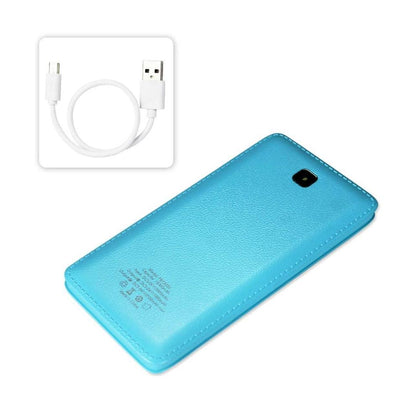 Reiko 15000mAh Universal Power Bank (Blue)