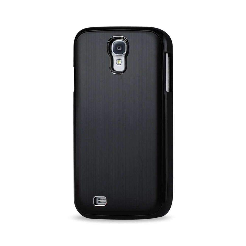 Reiko Samsung Galaxy S4 Metal Plated Case (Black)