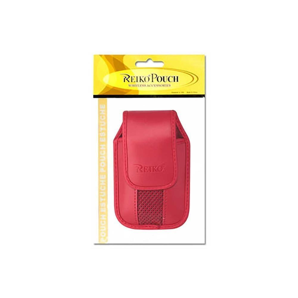Vertical Pouch Vp11a iPhone 3g Red 4.5x2.4x0.5inch