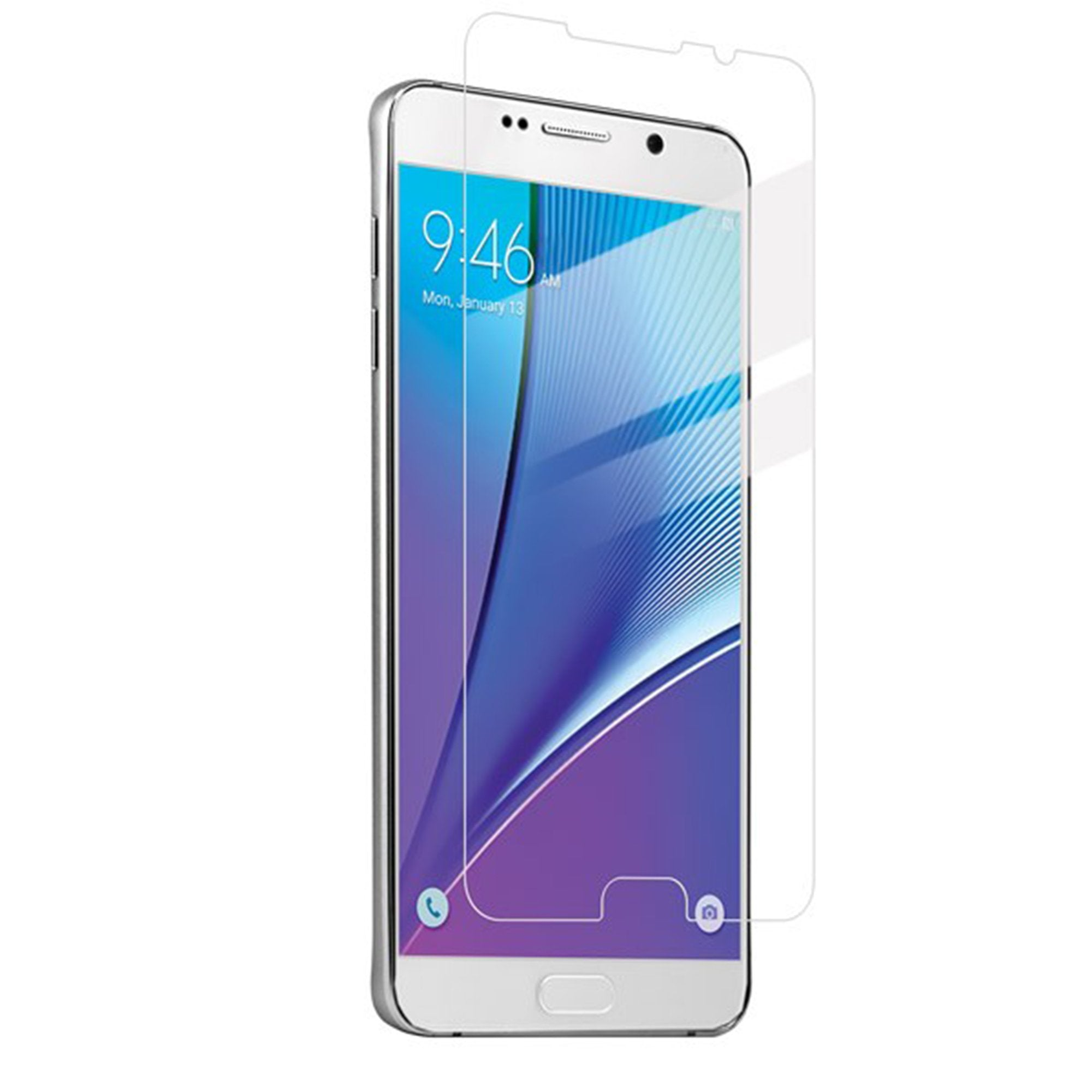 Samsung Galaxy Note 5 Tempered Glass Screen Protector by Modes