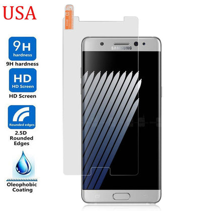 Samsung Galaxy Note 7 Tempered Glass Screen Protector by Modes