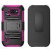 Samsung Galaxy S6 Active Armor Belt Clip Holster Case by Modes