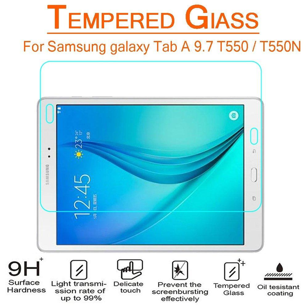 Samsung Galaxy Tab A 9.7 / T550 Tempered Glass Screen Protector by Modes