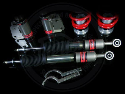 Skunk2 Pro S V2 Full Coilover Kit - 06-11 Civic - mobileiGo.com