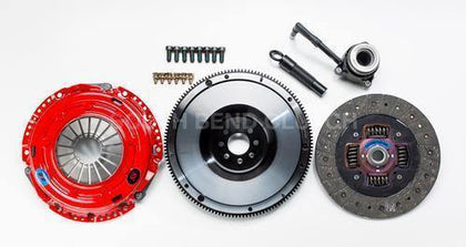 South Bend Clutch Stage 3 Daily Clutch Kit | 2015-2017 Volkswagen GTI/Golf R (KMK7F-SS-O)