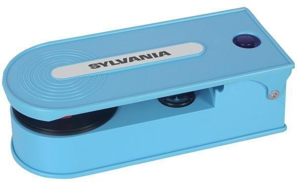 SYLVANIA STT008USB BLUE PC Encoding USB Turntables (Blue)