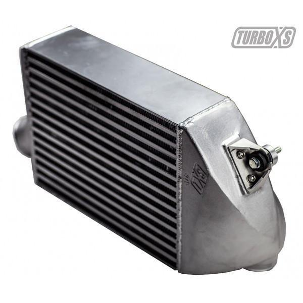 Turbo XS Top Mount Intercooler w/ Hardware | 2015-2019 Subaru WRX (W15-TMIC) - mobileiGo.com