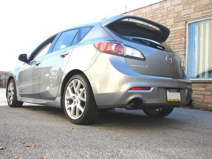 Ultimate Racing Catback Gen2 Exhaust | 2010-2014 Mazdaspeed3 (80004)