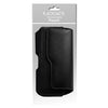 ZTE Overture 2 / Z812 / Maven / Fanfare Horizontal Z Lid Leather Pouch - Fits Cell Phone With Case/Cover Black by Modes