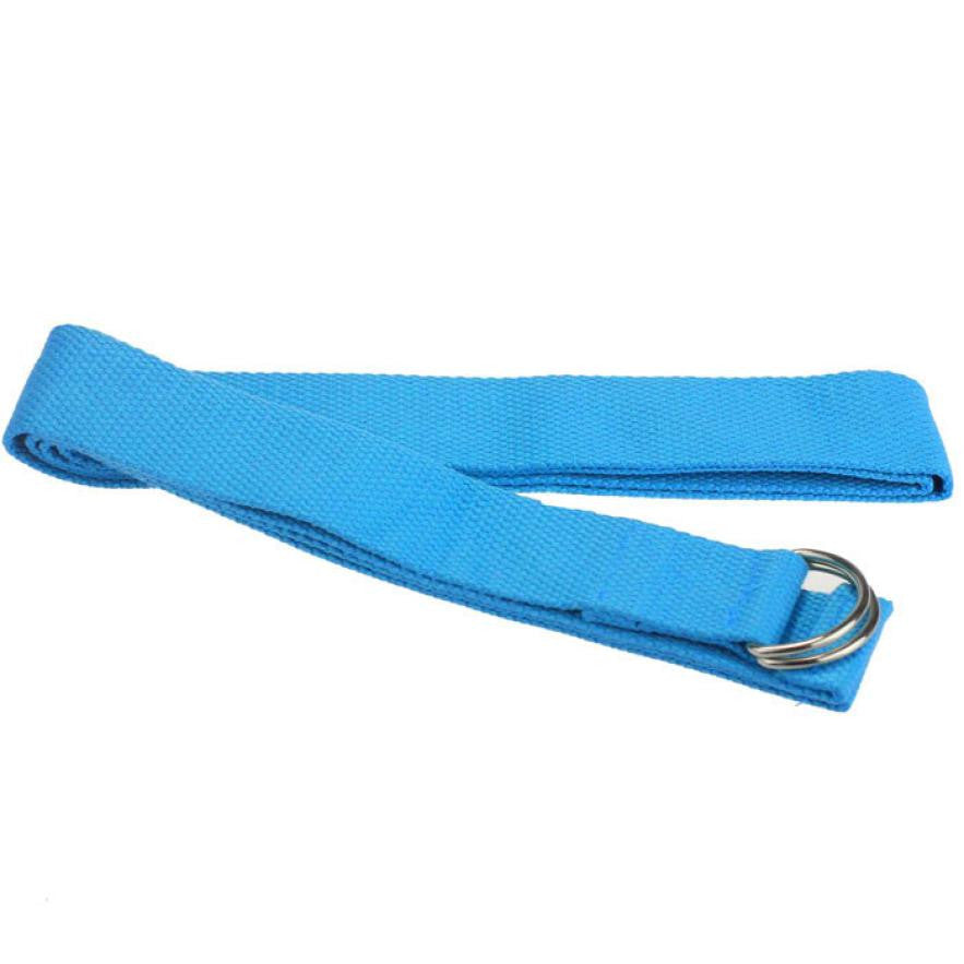 Yoga/ Pilates d-ring Stretching Strap