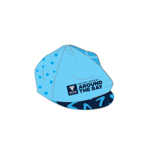 2019 United Energy Around the Bay Cycling Cap