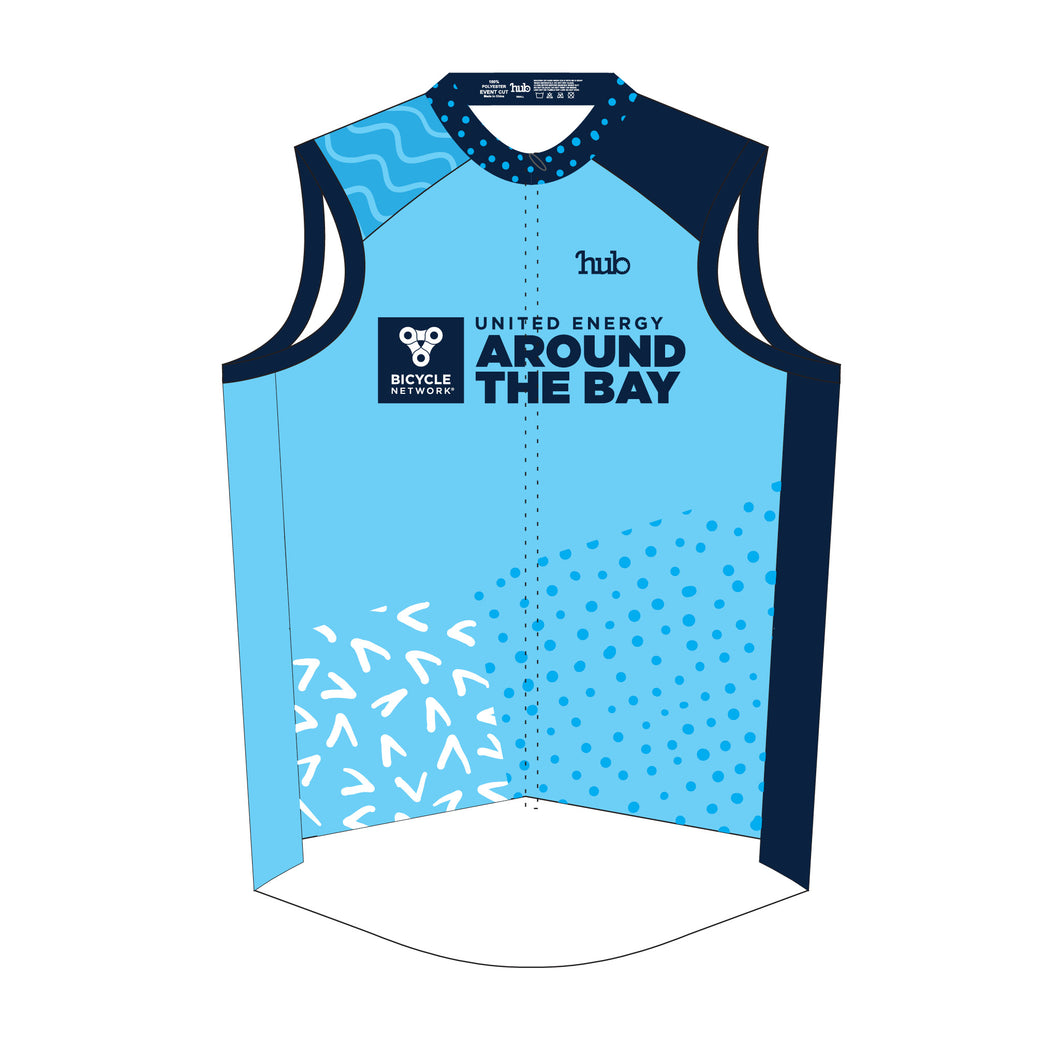 2019 United Energy Around the Bay Gilet - Men's