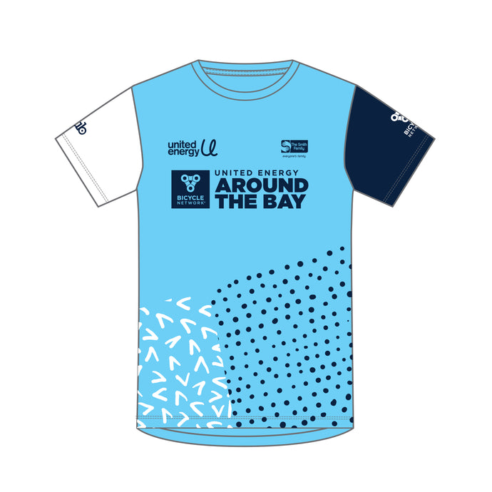 2019 United Energy Around the Bay Kids Ride Tee
