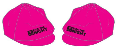 Ride the Night cycling cap
