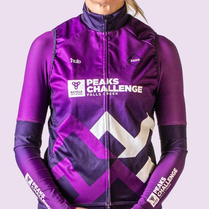Peaks Challenge Gilet 2020 - Women's - UNTIL SOLD OUT