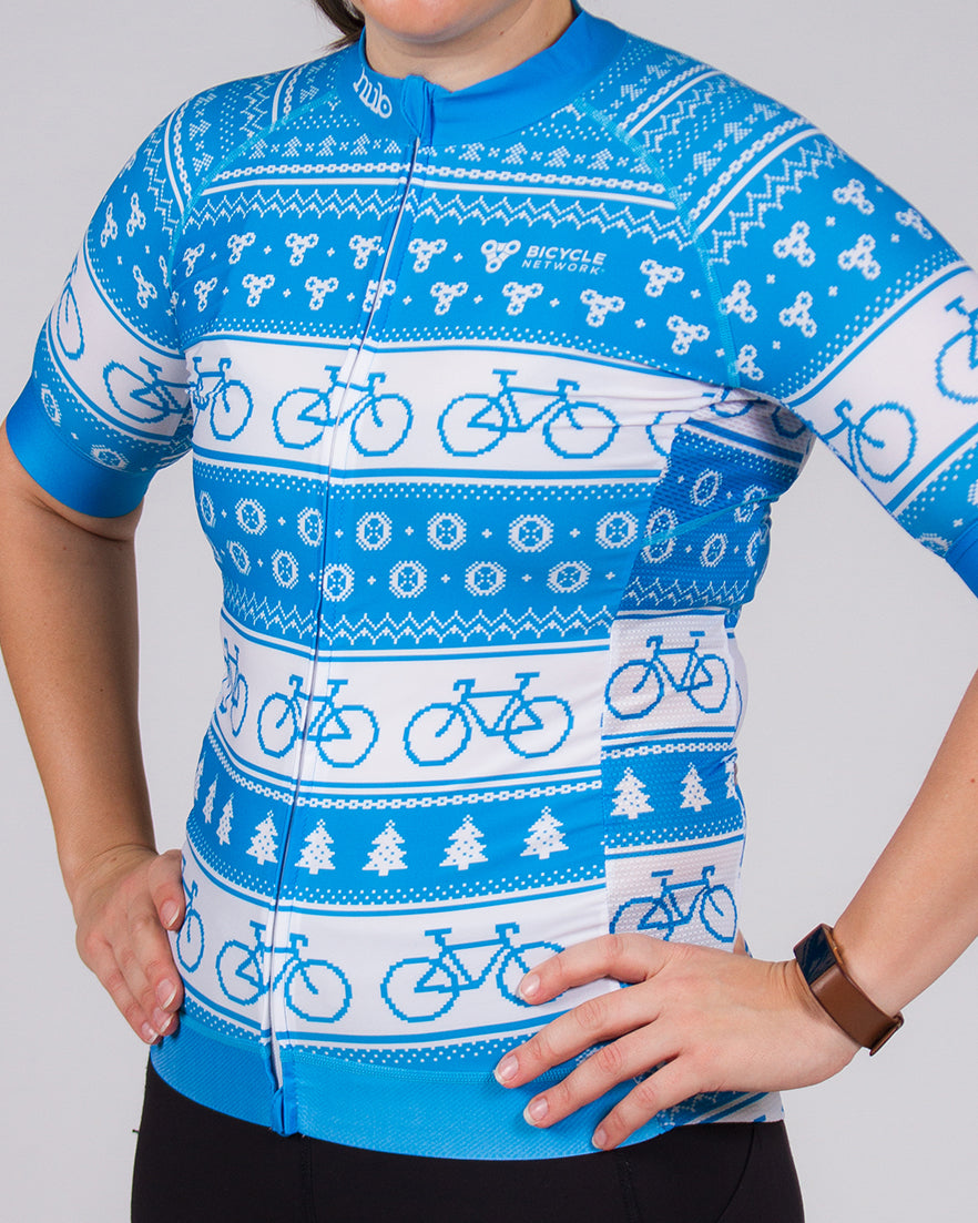 Ugly Christmas Jersey - Women's Premium Fit