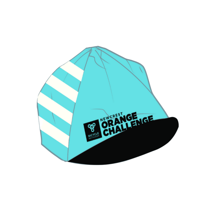 Newcrest Orange Challenge 2019 Cycling Cap