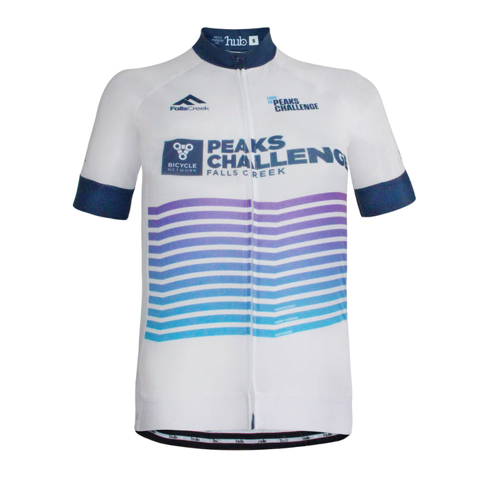 Peaks Challenge 2021 Training Jersey - Men's Premium Fit