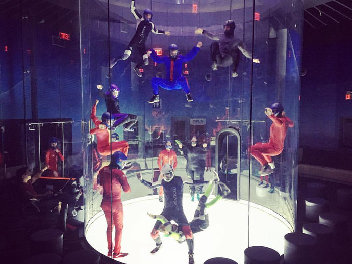 5 Tips for Your First Indoor Skydive by Nico Gonzalez