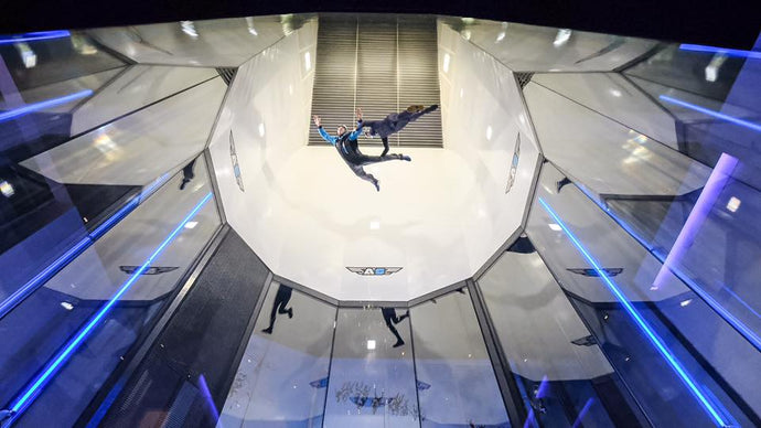 Airspace Charleroi: The Tunnel Rats Guide to the Global Indoor Skydiving Scene