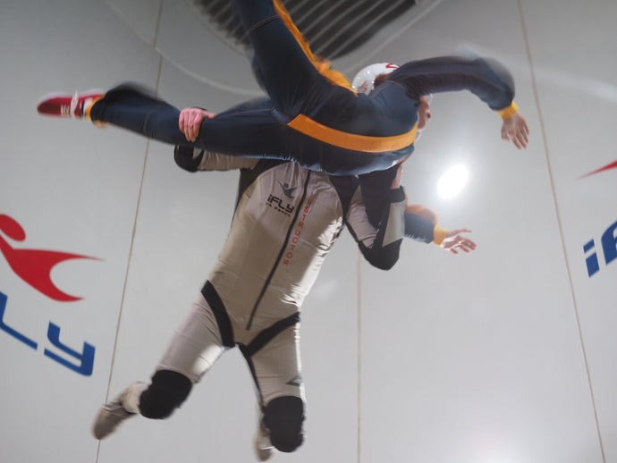 Becoming An Indoor Skydiving Instructor: Working in the Wind Tunnel