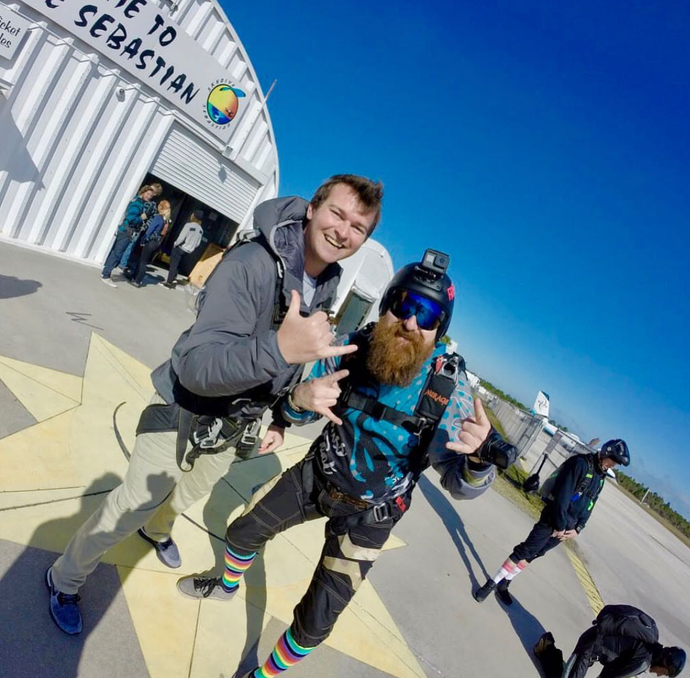 Skydive Sebastian  - The Guide