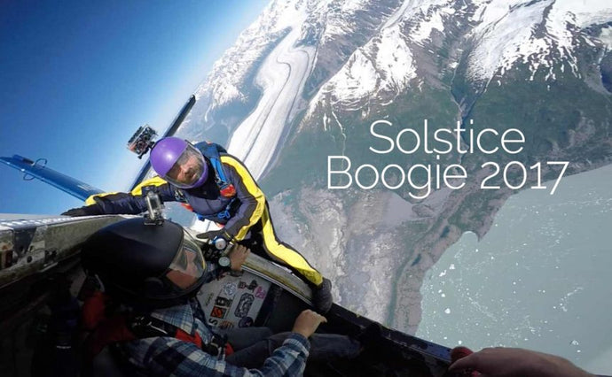 Solstice Boogie: An Epic Adventure in An Epic Place