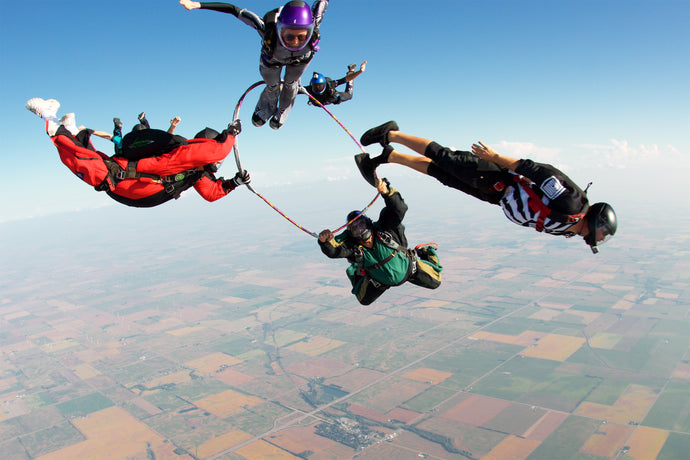 DropZone of the Week: Skydive Taft