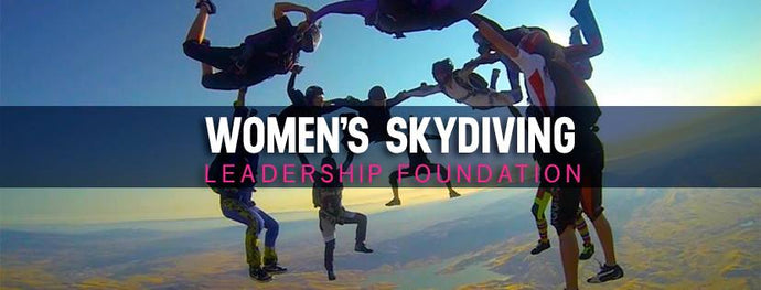 Calling all Women- Womens Skydiving Leadership Network  coming to a DZ near you !!!